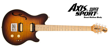 Axis Super Sport Semi-Hollow Body